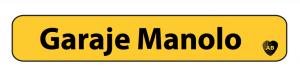 Logo Garaje Manolo febrero 2021