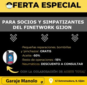 GARAJE MANOLO OFERTA 19 02