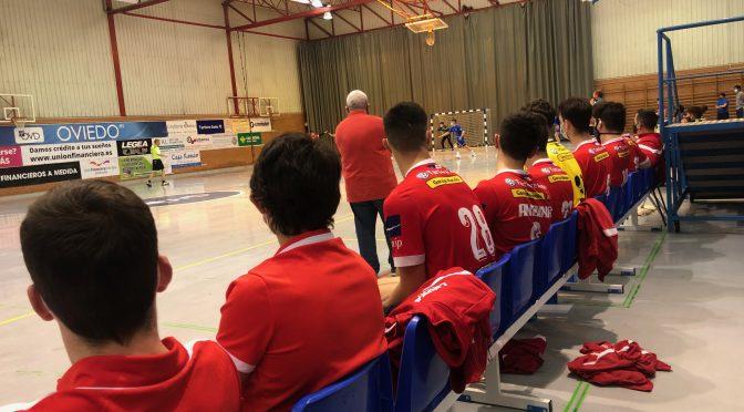 Nuestros juveniles quieren el Campeonato de Asturias